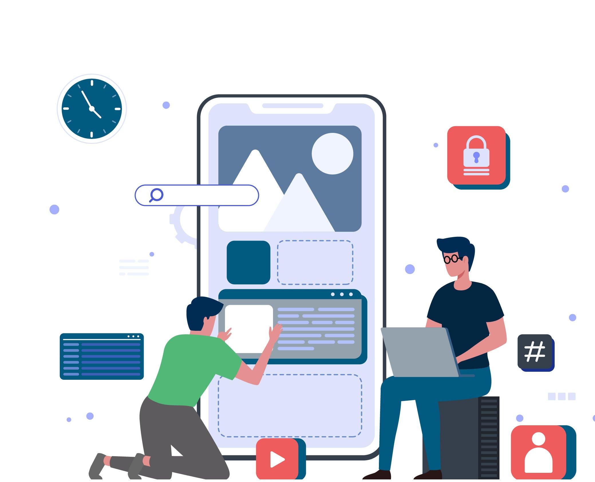 Aplusdigitalsolutions - Digital Marketing Company | Mobile App Development